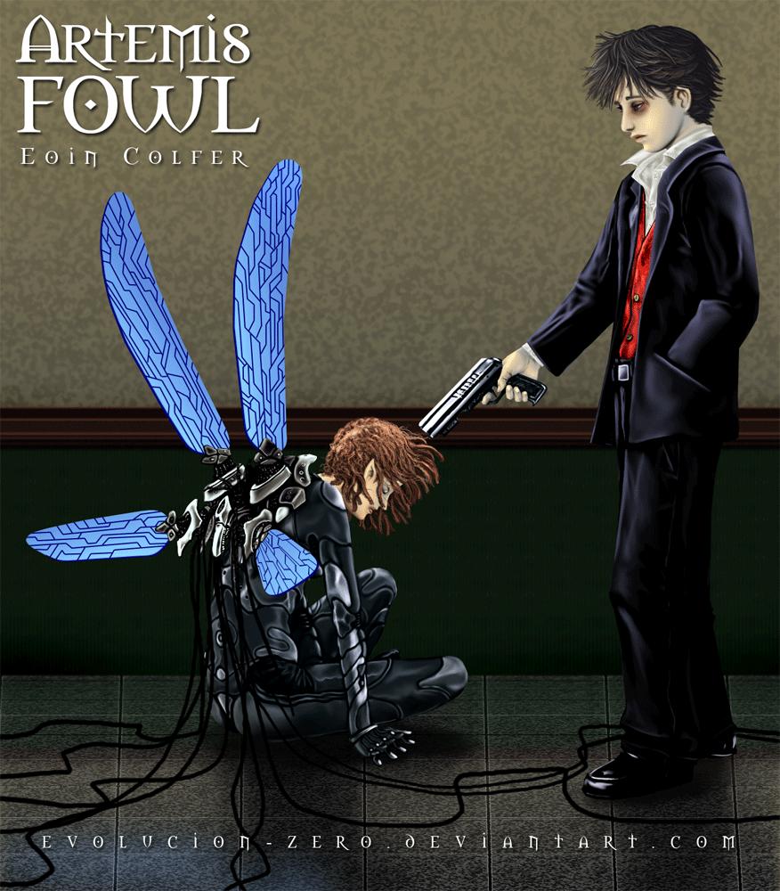 Artemis FOWL by Zaigard on DeviantArt