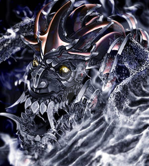 Kishin Frost Mask