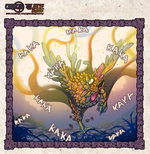 Chaos Blade 03 - 28 Contraataque