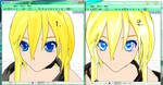 MMD - Lily's Eyes - CLOSED