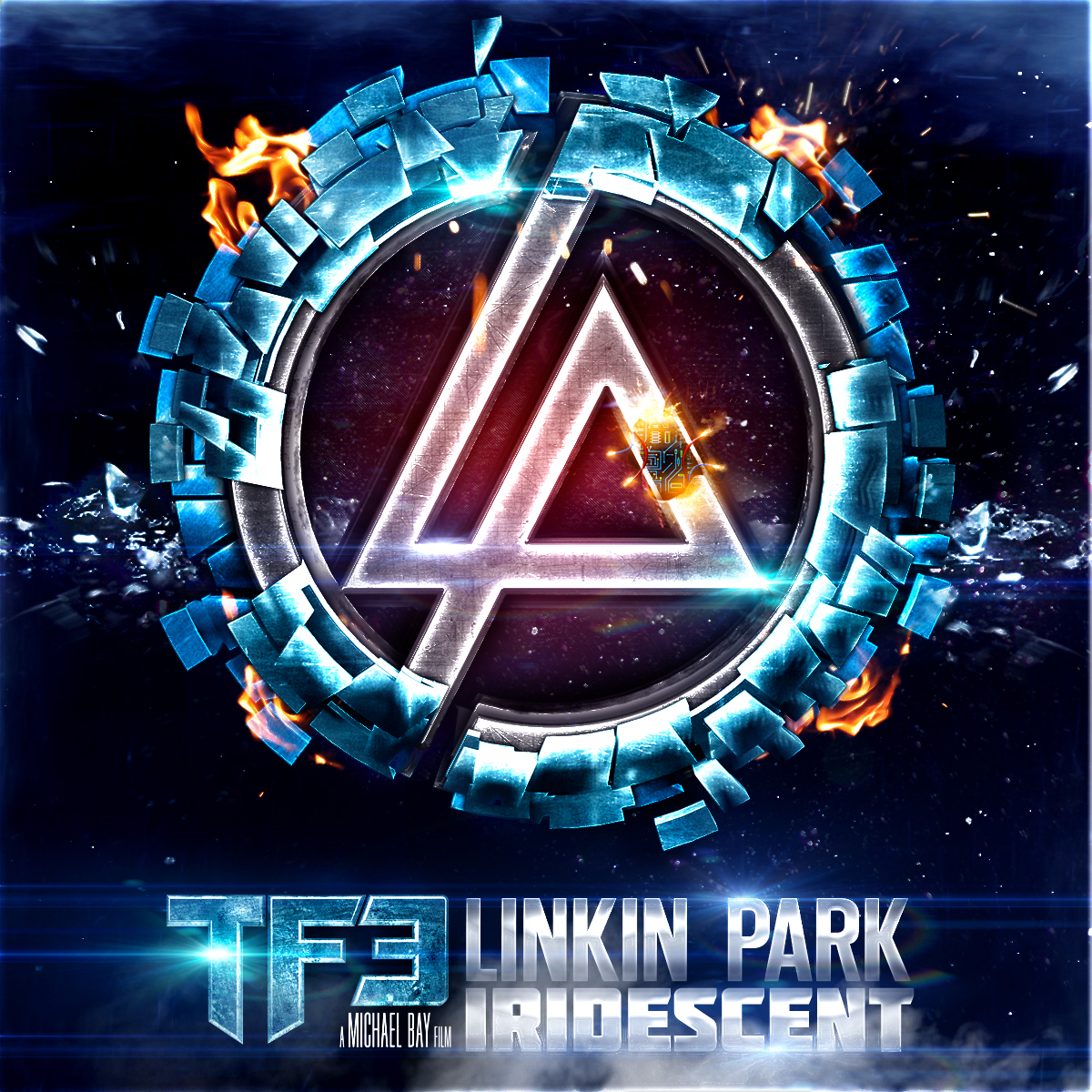 Linkin Park- Iridescent Design by Industrykidz