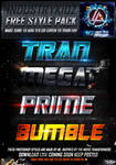 Transformers Photoshop Styles