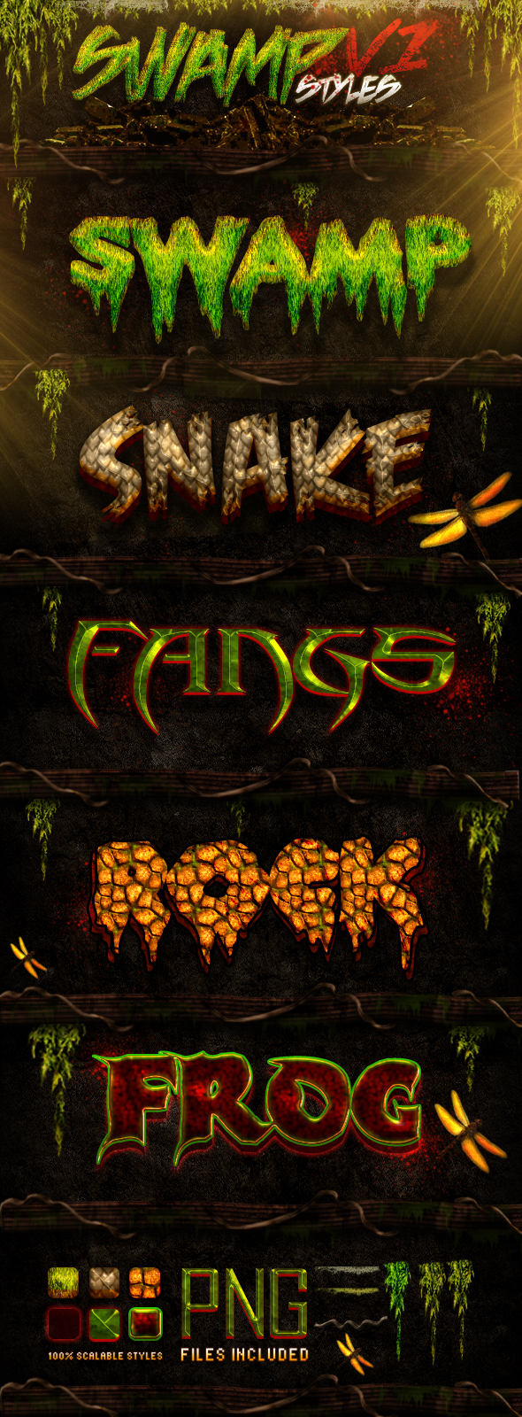 Swamp Styles V1 by Industrykidz