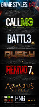 GAME STYLES V1 by Industrykidz