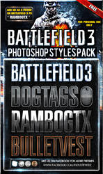 FREE PHOTOSHOP STYLES BATTLEFIELD 3 by Industrykidz