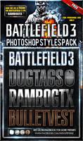 FREE PHOTOSHOP STYLES BATTLEFIELD 3