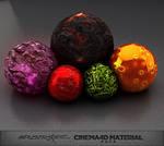 Cinema 4D Material Pack