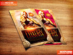 Classy Luxury Party Flyer Template PSD