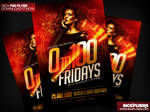 Zero To One Hundred Flyer Template PSD