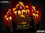 Taco Tueday Flyer PSD by Industrykidz