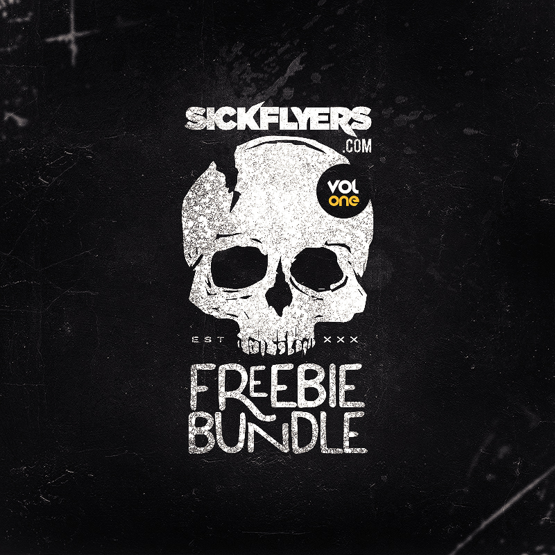 Sickflyers Freebie Bundle V1 by Industrykidz