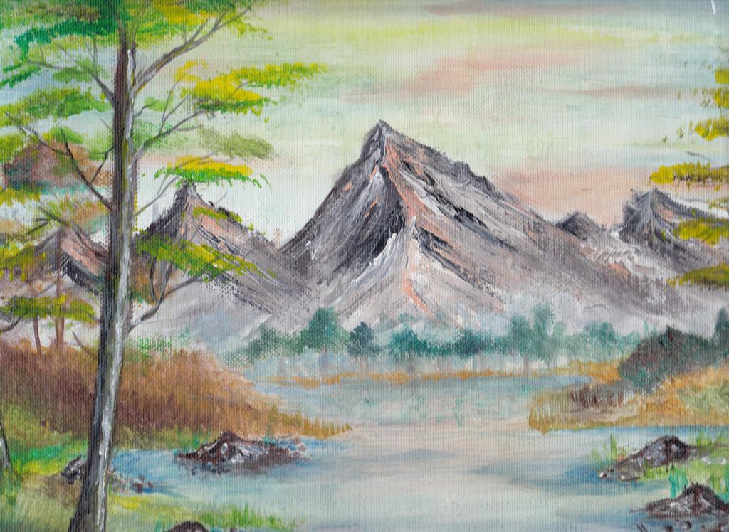 Landscape by vinigal123