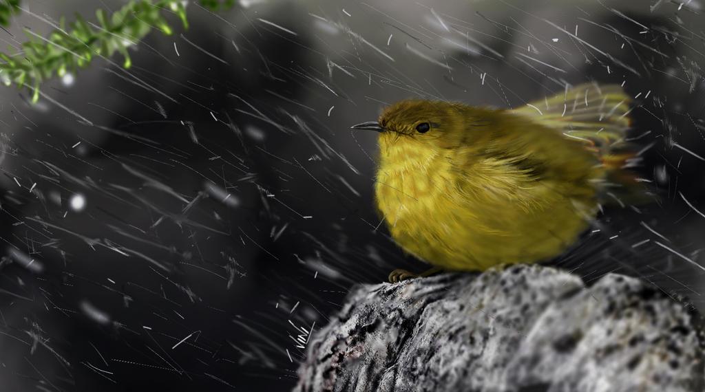 A Rainy day by vinigal123