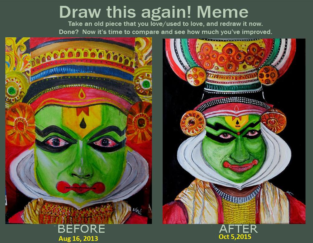 Improvement Meme by vinigal123
