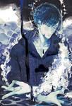 Deep in the Blue by Krawark