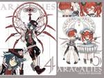 Aracalies 14+15[closed]