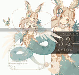 Xylon Auction [closed]