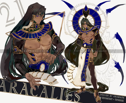 Aracalies Auction[closed]