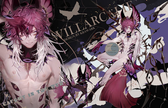 [Willarcalie auction] Caught in the web [pending]