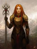 Commission - Miriam by Aerenwyn