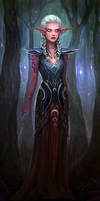 Commission - Kali'dreth