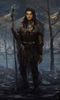 Commission - Shinala by Aerenwyn