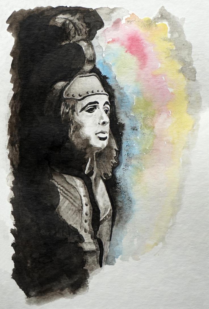 Peter Gabriel by SailorRipley