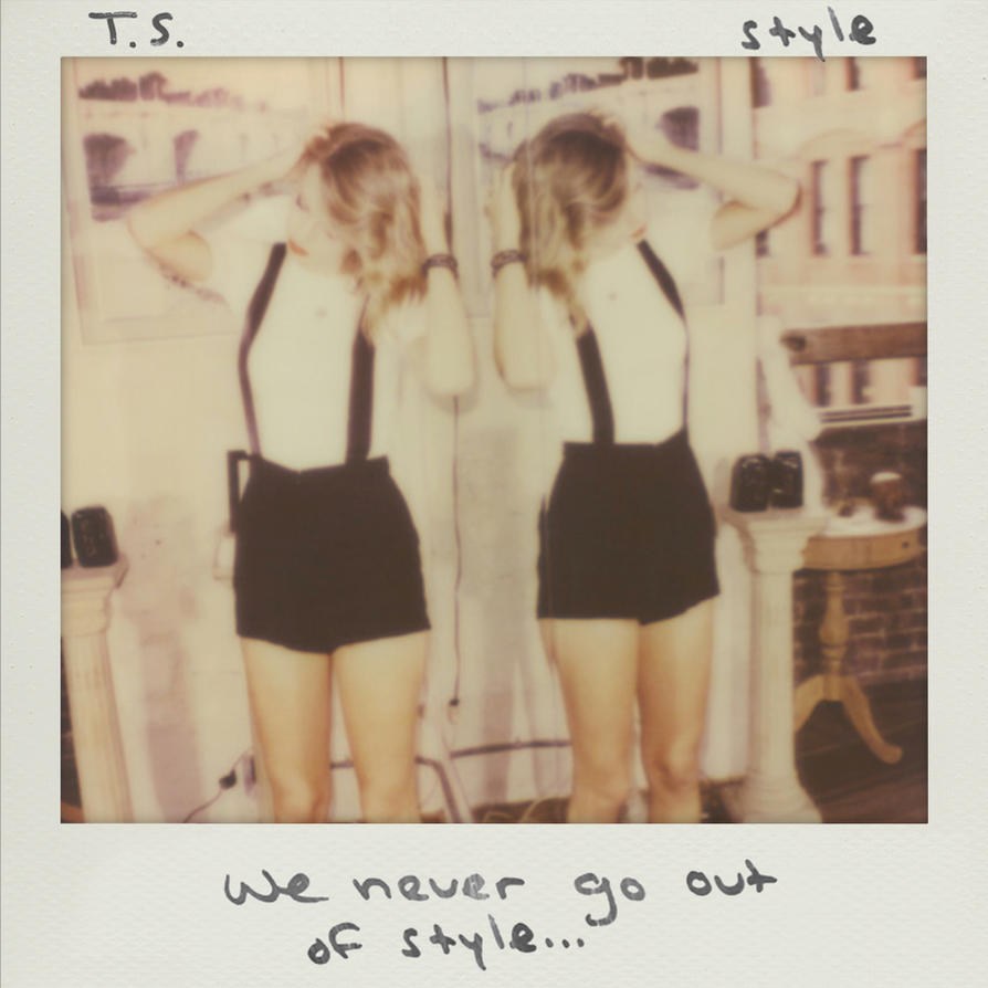 Style - Taylor Swift (Single Cover / Artwork) by JustinSwift13