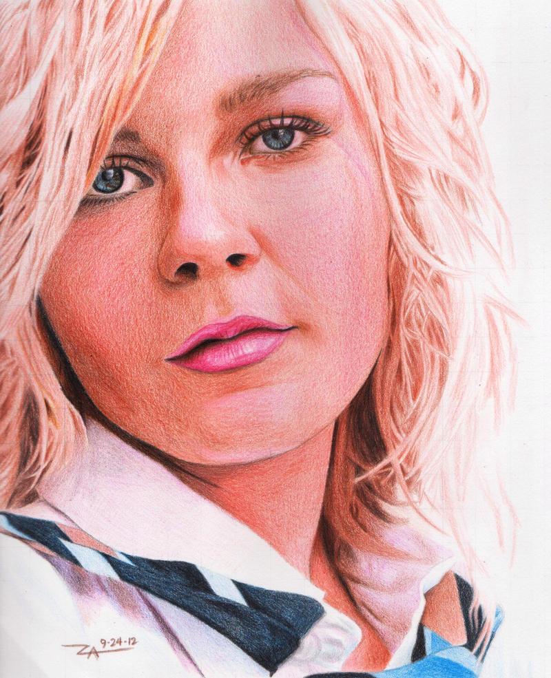 Kirsten Dunst by zwoman