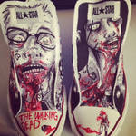 Walking Dead Chucks
