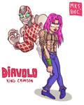 DIAVOLO KING CRIMSON