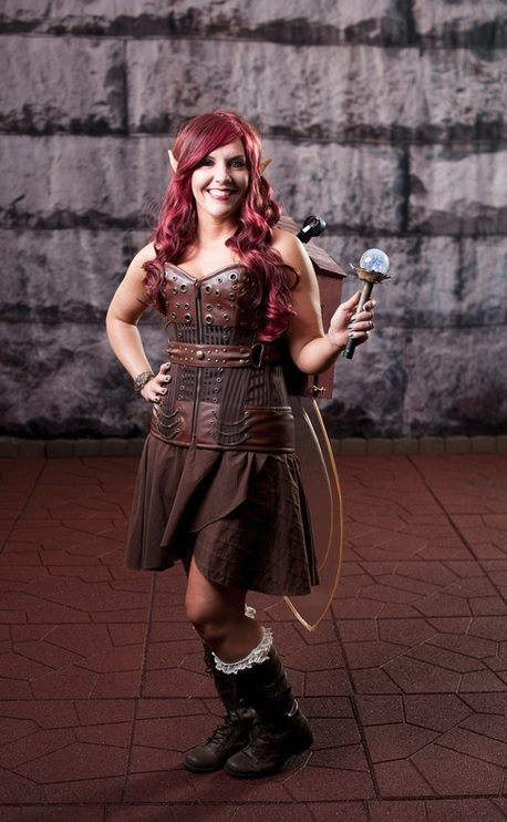 Steampunk Fairy Wings Cosplay Costume DragonCon 1 by ...