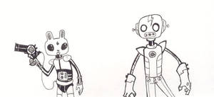 robot random 3