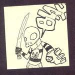 blah skull