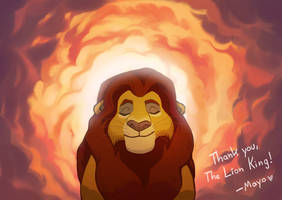 25ht Anniversary of The Lion King