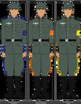 Uniform: Staatswehr