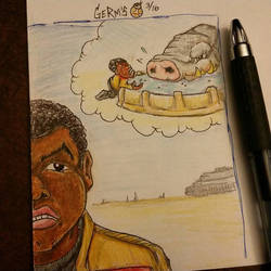 Force Thoughts Finn