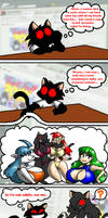 Blackout Furry Kittehs 1 by kecomaster