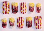 Popcorn Nails