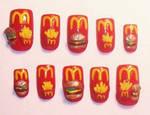 McDonald's Nails