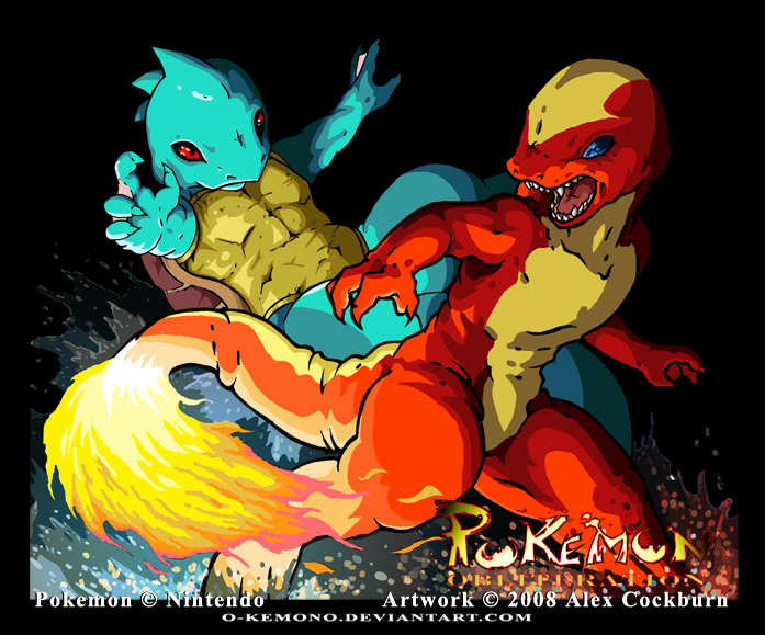 Pokemon Obliteration Ch-Sq by o-kemono