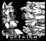 FurFright Hunger for Hugs