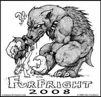 FurFrigth Werewolf Candy by o-kemono