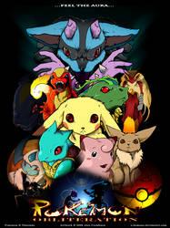 Pokemon Obliteration Poster by o-kemono