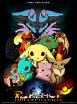 Pokemon Obliteration Poster