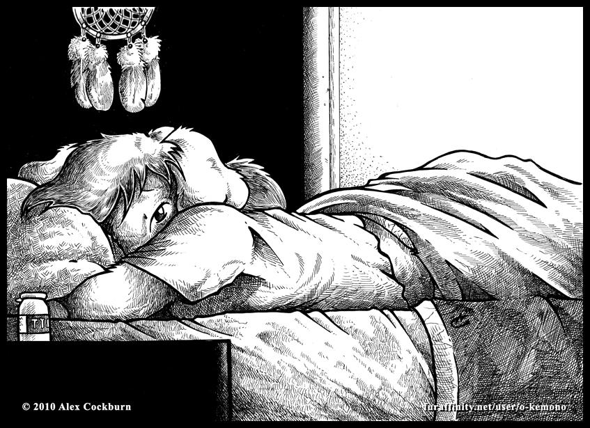 Insomnia... by o-kemono