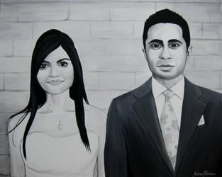 Wedding Couple 4 by ExtremeSi