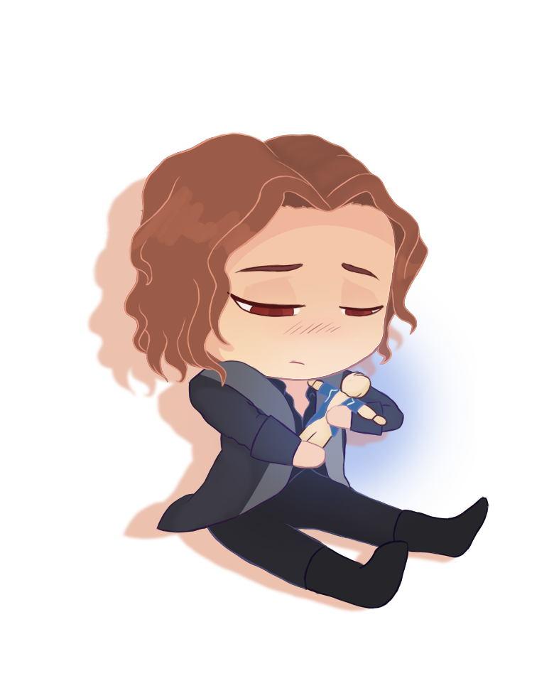 Chibi Rumple by AndroidWolf