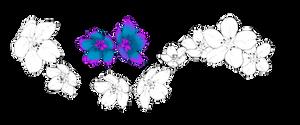 BRUSHES: Yflowers