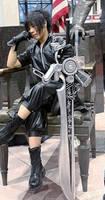 Square Enix, MAKE ME ALREADY - Noct (restored)